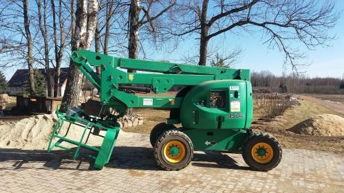 JLG450AJ transport